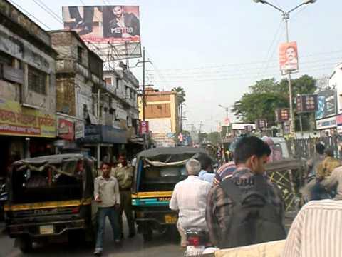Bicycle Rickshaw ride, India