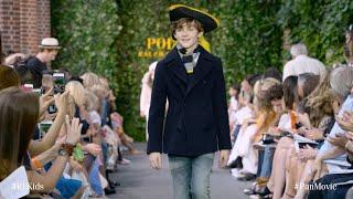 Ralph Lauren Children's Fall 2015 Fashion Show - Holiday