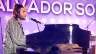 Salvador Sobral peido