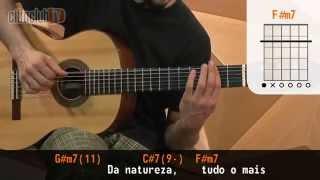 Videoaula Sina (aula de violão completa)