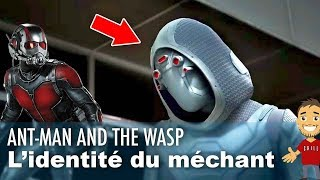 GHOST est la FILLE de *** dans ANT-MAN AND THE WASP ?