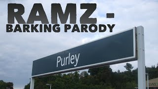 Ramz - Barking *PARODY* (Official Music Video)
