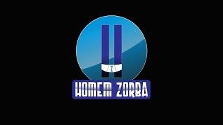 """TRAILER """"HOMEM ZORBA"""""""