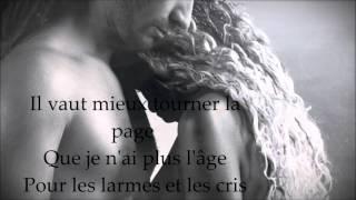 Taïro - j'étais prêt lyrics (paroles)