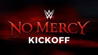 Vídeo WWE No Mercy Kickoff