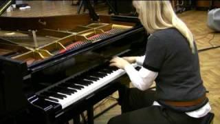 Valentina Lisitsa / Rachmaninoff Concerto #1 Cadenza (solo take)