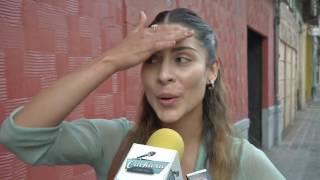 La Cuchara | MARIA LEON habló polémico besó que protagonizó con Ana Torroja.