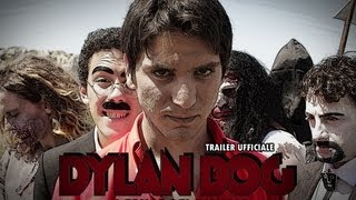 Dylan Dog: Il Trillo del Diavolo - Trailer Ufficiale 2012 [HD]
