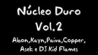 Núcleo Duro Vol.2 - Abon,Kayn,Paiva,Copper,Asek e DJ Kid Flames (Mixtape Núcleo Duro Vol.2)