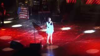 Lana Del Rey - Young and Beautiful live (Crocus City Hall, Moscow)