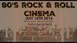 Dublin Ireland 90's Rock & Roll Cinema