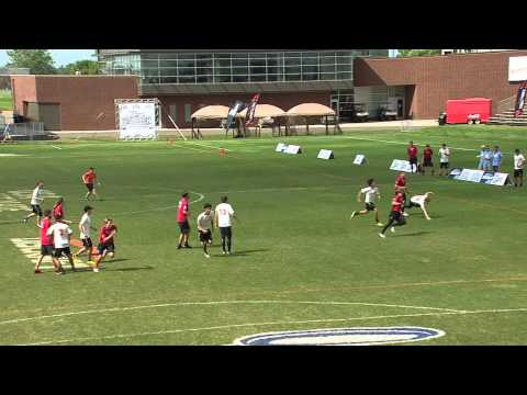 Video Thumbnail: 2014 U.S. Open Club Championships, Men's Final: San Francisco Revolver vs. Denver Johnny Bravo
