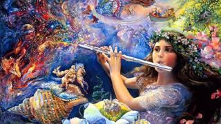o cello e a flauta