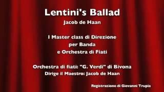 Lentini's Ballad - Jacob de Haan