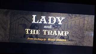 Lady And The Tramp 1998 CAV Widescreen AC-3 Laserdisc Opening