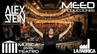 Alex Stein [Música en el Teatro XVII] - Official Aftermovie - Studio Theater, Córdoba, Argentina
