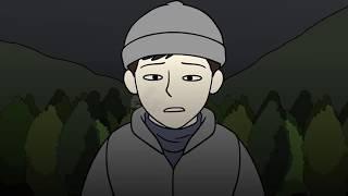 True Creepy Stalker Horror Story Animated