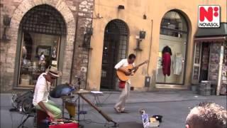Jazz w Perugia, we Włoszech