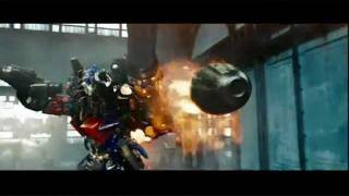 Transformers Cybertron Movie version