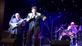Franz pays tribute to his friend Ronnie McDowell (Dancing impersonation)