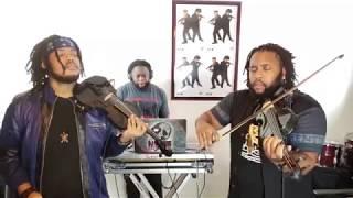 SONS OF MYSTRO KILL IT ON CARDI B - MONEY (violin cover) FREESTYLE Feat. DJ VENIMIS!!!