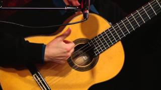 Guitar Lesson with Paco Peña