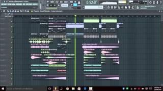 Dimitri Vegas & Like Mike, Steve Aoki vs Ummet Ozcan - Melody [Aiden Remake ft. ĽŽØ ][FLP + PRESETS]