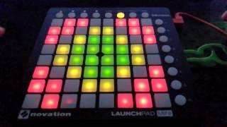 Alan Walker - Faded (Launchpad Mini MK2) + [Project File]