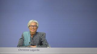 BCE: diretta streaming conferenza stampa di gennaio 2021