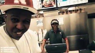 Wayne Braska - F*ck McDonald's diss (Fvck Big Mac eat Whoppers)