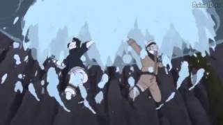 naruto y sasuke beso cap 194
