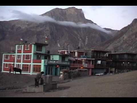 Bob Marley Hotel in Muktinath, Nepal