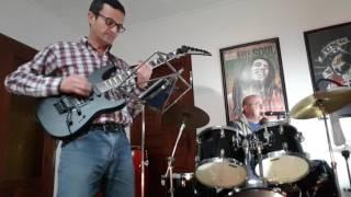 Kaiserlautern - Cover de guitarra y batería  de Antonio Jiménez