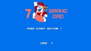 Title Theme & Ending - 7 GRAND DAD