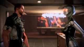 Mass Effect 3 Citadel: Edi's Gift To Joker