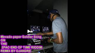 Movado paper soldier Remix