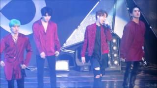 170304 무한대집회3 INFINITE 인피니트 태풍 (성규ver.)