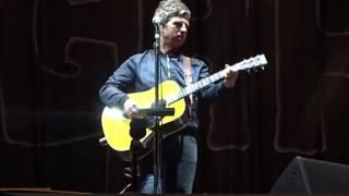 Noel Gallagher's High Flying Birds - Live Forever - Belsonic Belfast 23/08/2016