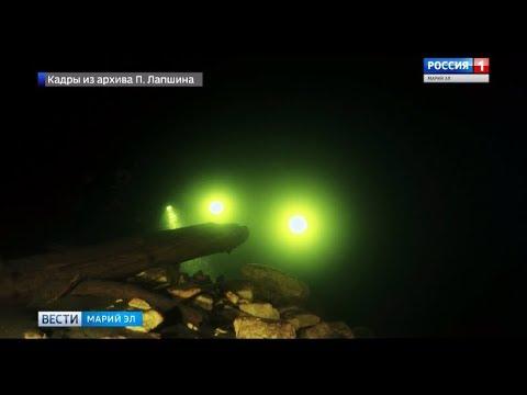 Марийские дайверы обнаружили на дне одного из озёр республики интересную находку