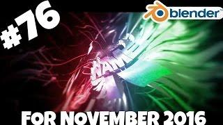 Best Top 10 Free Blender Intro Template #76 Blender Only For November 2016 [9.3/10] Points