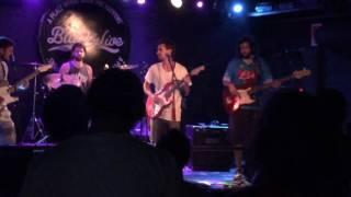 El Leon - Cueva y Gira (bluzz live)