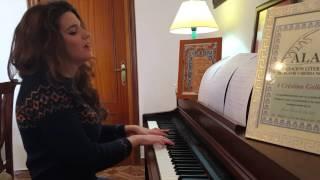 Ya lo sabes-Cristina Gallego (cover)