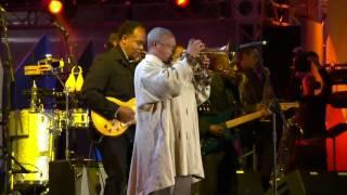 Hugh Masekela - Grazing In The Grass (live, 2010)