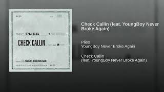 Check Callin NBA Youngboy ( lyrics in description)