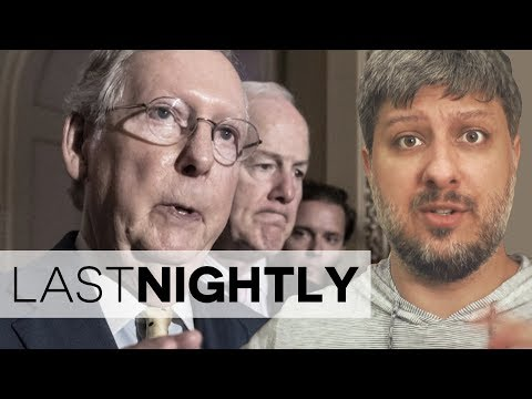 The Senate Healthcare Bill (LAST NIGHTLY №48)