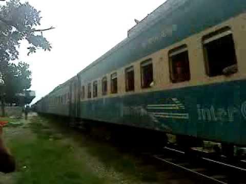 Bangladesh Railway Brahmmaputra Intercity Train you tube video.