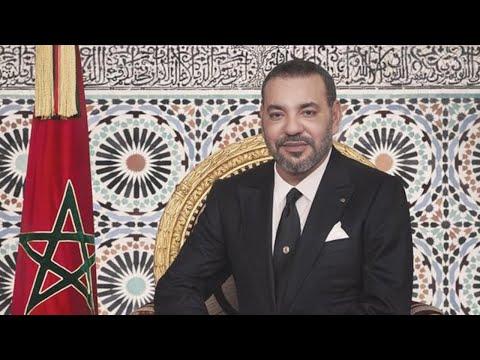 Video : S.M. le Roi adresse un discours à la Nation à l'occasion de la Fête du Trône