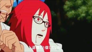 Naruto Shippuden [MAD] Flower of sorrow