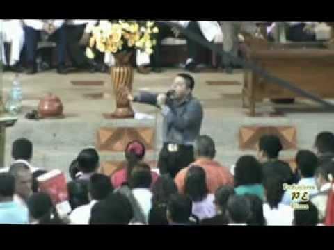 Acto Profetico 2012 Pastor Juan Zambrano