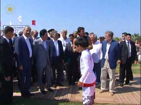 T.C. Cumhurbaşkanlığı Türkmenistan Devlet Başkanı ve Bora Kozanoğlu - Vidyo 2